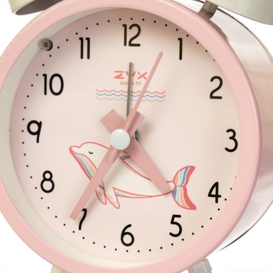 """Часы-будильник  """"Морские обитатели"""" (рандомный выбор дизайна) (012AK)"""