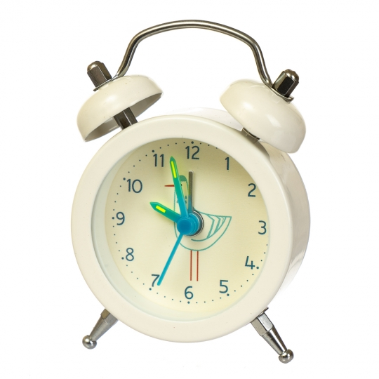 """Часы-будильник  """"Удивительные животные""""   (рандомный выбор дизайна) (016AK)"""