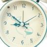 """Часы-будильник  """"Обитатели севера""""   (рандомный выбор дизайна) (017AK)"""