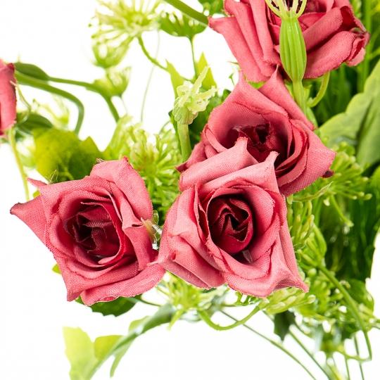 Искуственный цветок 33см (086FW-1)