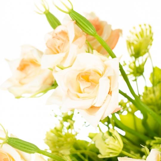 Искуственный цветок 33см (086FW-3)