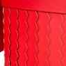 """Набор коробок """"Zigzag"""" (сердце, красный цвет) 3шт. (0097JA-C)"""