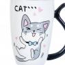 """Кружка """"Cats"""" 350мл *рандомный выбор дизайна (8200-001)"""