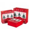 """Набор подарочных коробок """"Новогоднее приключение"""" 3 шт. Большие (8013-015)"""