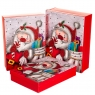 """Набор подарочных коробок """"Сюрпризы от Деда Мороза"""" 3 шт. Большие (8013-018)"""