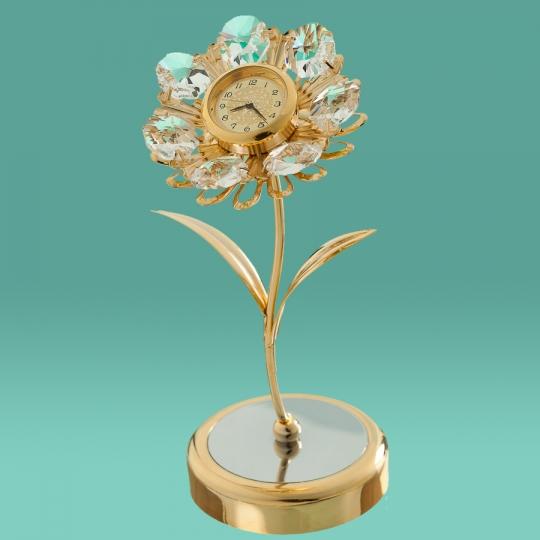 """Часы """"Цветок"""" (0240-109)"""