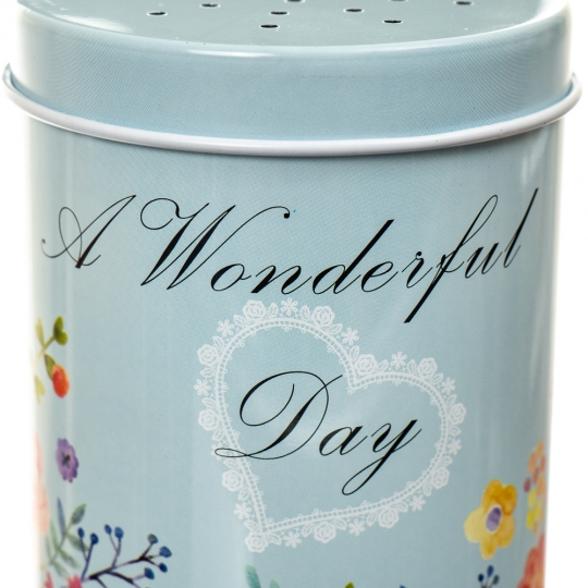 """Банка для хранения соли с ручкой """"Чудесный день"""" (8113-010)"""