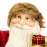 "Фигура ""Дед Мороз с мешком и подарками"" (027NC)"