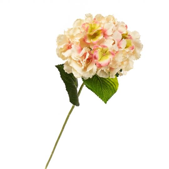 """Цветок искусственный """"Гортензия двухцветная"""" (2000-001PK)"""