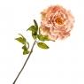 """Цветок искусственный """"Пионовидная роза персик"""" (2000-008PK)"""