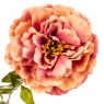 """Цветок искусственный """"Пионовидная роза коралловая"""" (2000-010PK)"""