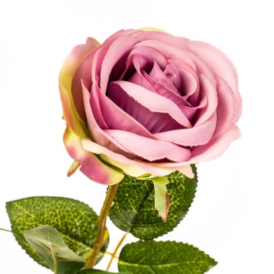"""Цветок искусственный """"Роза изысканная"""" (2000-019PL)"""