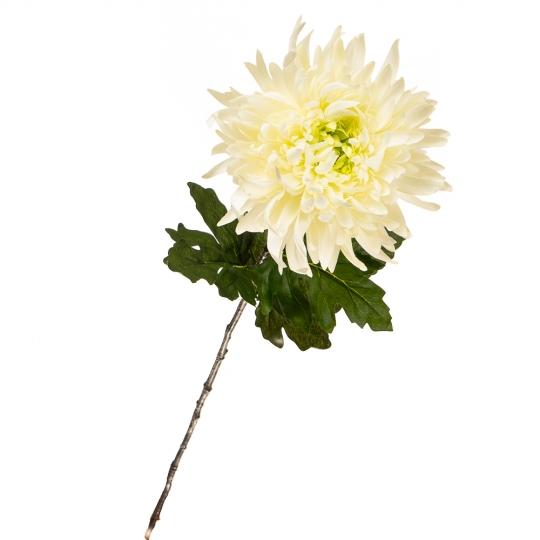 """Цветок искусственный """"Хризантема белая"""" (2000-026WT)"""