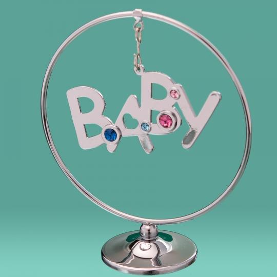"Кольцо ""Baby"" (0441-105/SL)"