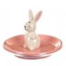 Блюдо Пасхальный кролик 12*12*8.5 (4000-001)