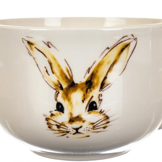 Чашка Сказочный кролик (650 мл.) (4002-008)