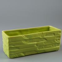 Керамический вазон (20*8*8 см)