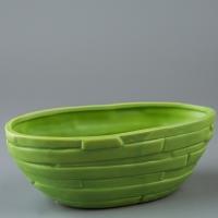 Керамический вазон (21*10*7 см)