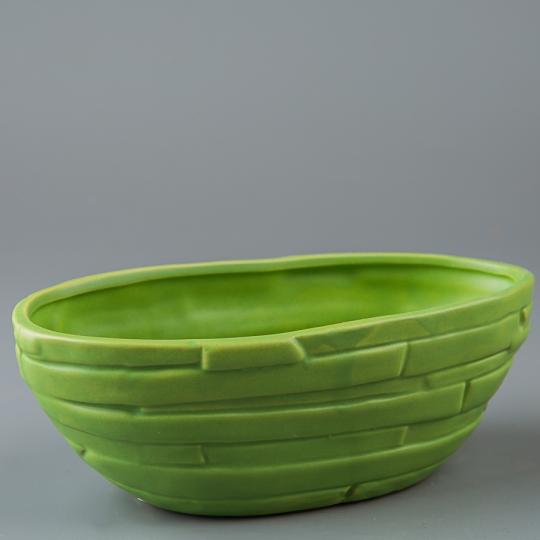 Керамический вазон (21*10*7 см) (012-O)