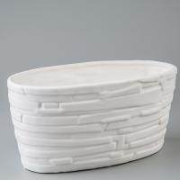 Керамический вазон (25*14*13 см)