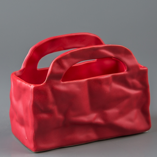Керамический вазон (16*7*11 см) (020-O)