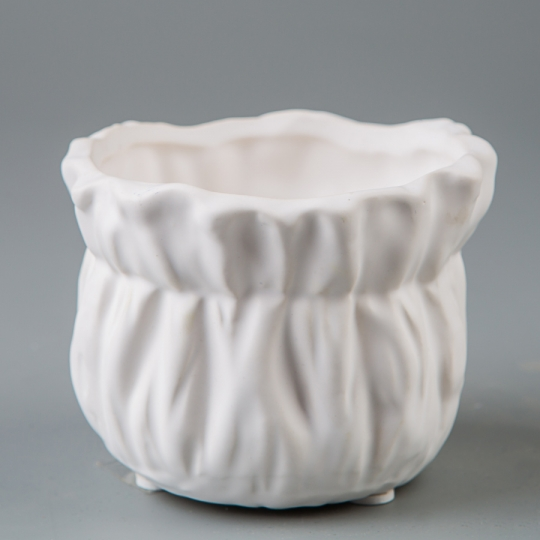 Керамический вазон (9*9*7 см) (022-O)