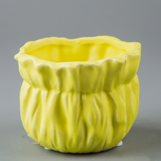 Керамический вазон (9*9*7 см) (023-O)