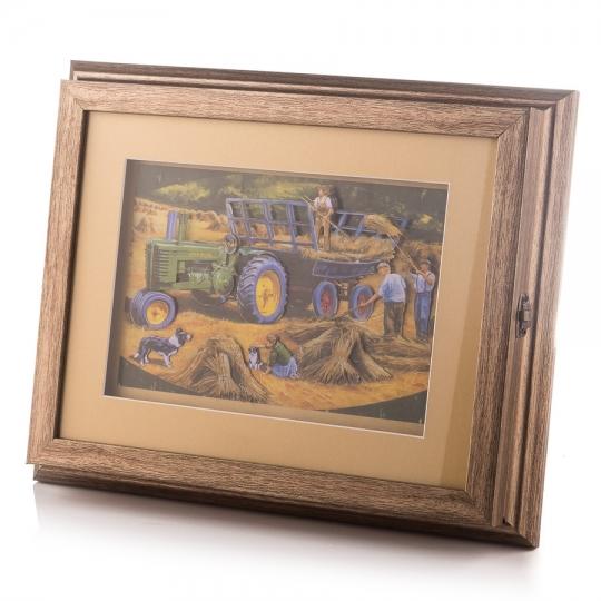 Ключница-картина (32*26*5 см) (009KH)